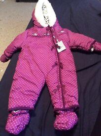 Mini club baby coat 3-6 months