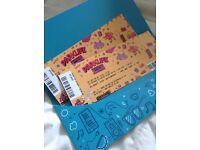 2 x VIP Parklife tickets