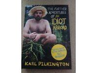 Various funny books - 6 books