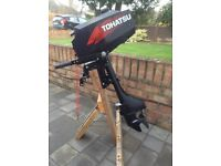 Tohatsu 3.5hp lightweight Two Stroke Outboard