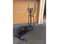 God Gym Cross Trainer Excellent condition. Barely used