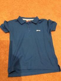 Boys Slazenger T Shirt