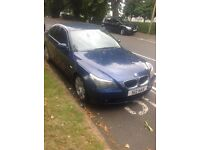 BMW 530D with full service history and all receipts of work avail No mechanical faults & exc runner