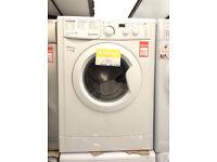 *CLEARANCE* Indesit EWSD61252W A++ 6Kg 1200 rpm Washing Machine - White #364910