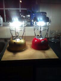 Paraffin Tilley Lamp