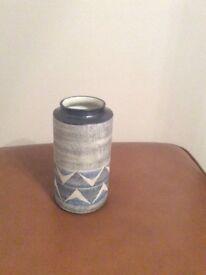 Troika Vase by Simone Kilburn