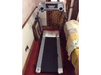 Roger Black Digital high performance Treadmill
