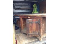 Old school workshop workbench, 3 different ones available