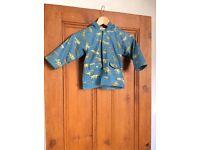 Hatley dinosaur jacket aged 2