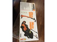 In box lawn mower and trimmer