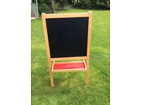 Double sided easel for sale