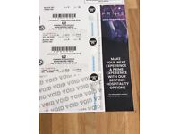 U2 Tickets - Manchester Arena 19th October