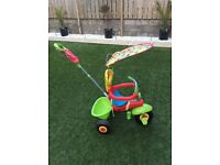 Smart Trike 4-in-1 multicoloured