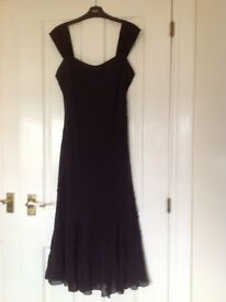 Evening Dress (Purple)
