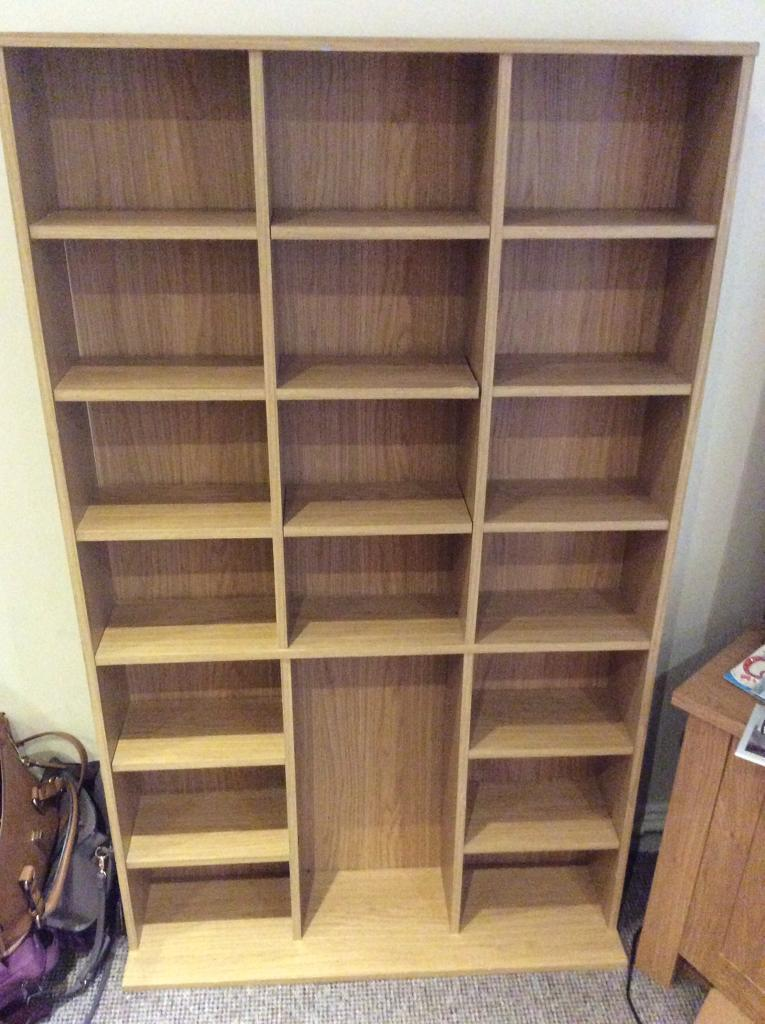 DVD shelvesin West Bridgford, NottinghamshireGumtree - DVD stand. Holds 378 £99.99 from Argos Slight marks from general wear and tear but hardly noticeable. Can deliver in the Nottingham / West Bridgford area