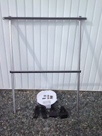 MK1 FORD FOCUS ROOF RACK (GENUINE FORD ACCESSORY)
