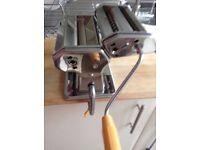 Lakeland Pasta Rolling machine.
