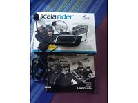 Scalarider intercom