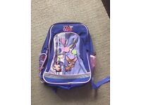 Backpacks and other bags for children