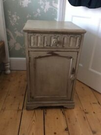 Small bedside cabinet
