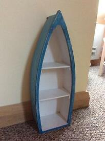 Shelving unit for bathroom or shop dispkay