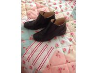 Ladies boots and shoes all new size 6& size 5