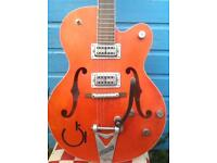 Gretsch G5120 'Hot Rod' specs