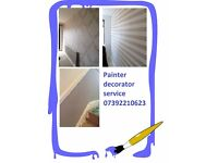 painter&decorator and handyman service in Monday-Sunday