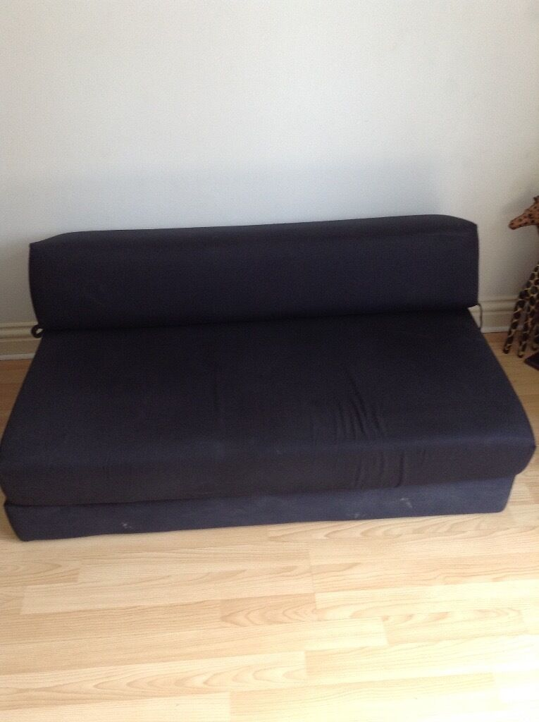 Small Double Fabric Chairbed Argos In Gloucester