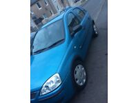 Vauxhall corsa 1200cc