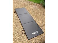 Pro Fitness Foldable Gym Mat