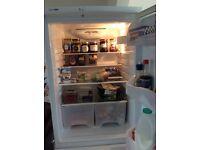 Zanussi Electrolux Frostfree Fridge Freezer for sale