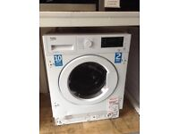 Intergrated 7/5 kg washer dryer. £369 new/graded 12 month Gtee
