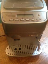 gaggia syncrony compact digital bean to cup coffee machine - open to offers