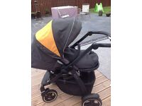 Graco Evo EXT travel system