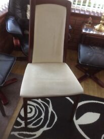 Dining/occasional chairs