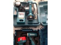 MAKITA cordless power tools