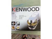Kenwood Chef Accessory - Flexible creaming beater- AT501 - New and in box.