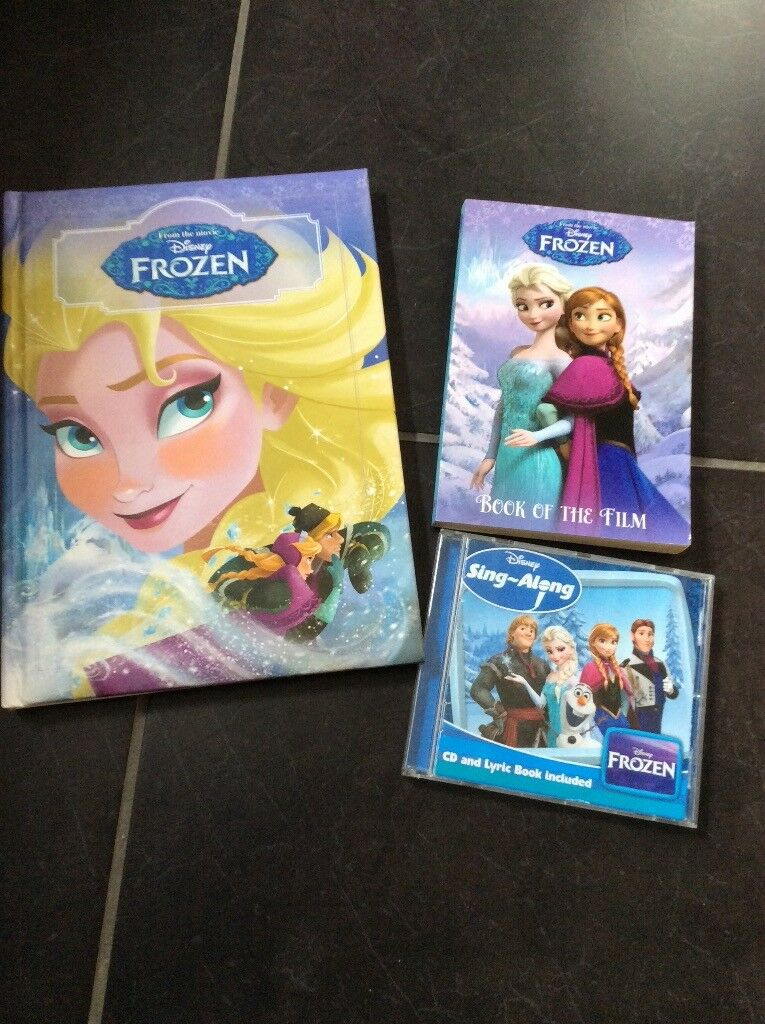 Frozen small bundle