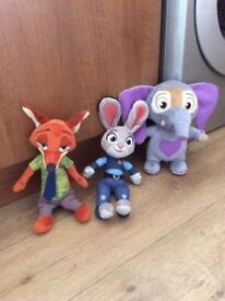 Battery operated zootropolis