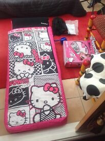 Kitty ready bed with all accessories