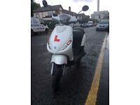 Piaggio Zip 50cc moped Excellent condition Low Mileage