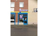 Empty shop for rent on busy main Road with high foot fall area, suitable for verity off use