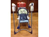 Fisher Price smart stage 3-in-1 Rocker swing