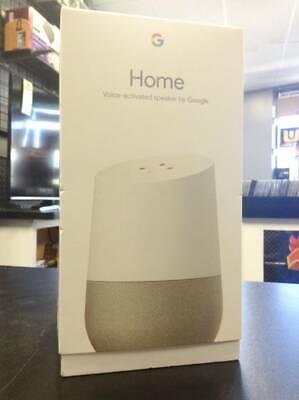 Google Home Smart Speaker with Google Assistant - White/Slate BRAND NEW SEALED ✅