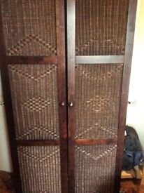 Moroccan style bedroom chests bedside cabinet