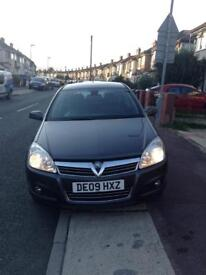 2009 Vauxhall Astra Automatic long MOT low mileage