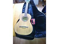 Spanish Guitar as new £45