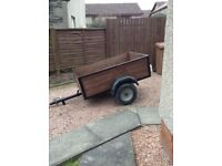 5 FOOT X 3 FOOT TRAILER IN VERY GOOD CONDITION
