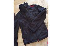 Superdry coat jacket medium